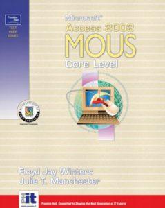 Access MOUS Core 2003