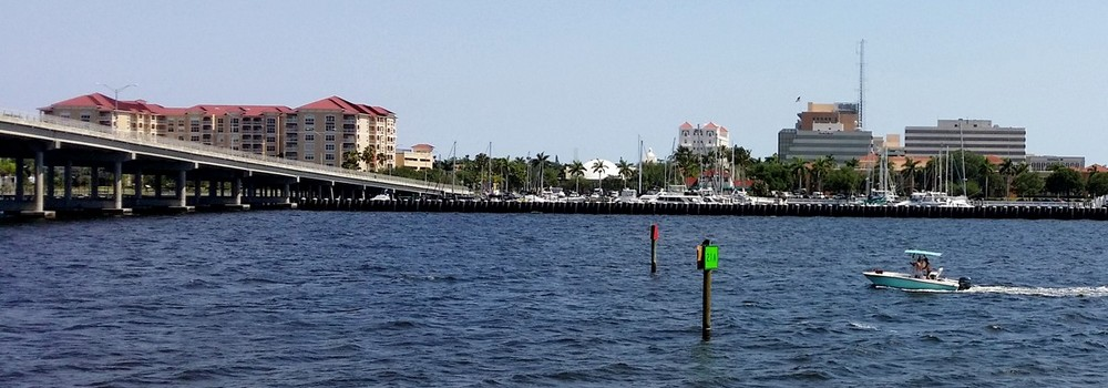 Green Bridge and Manatee River Front