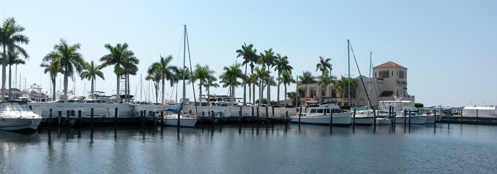 Pier 22 on Manatee River