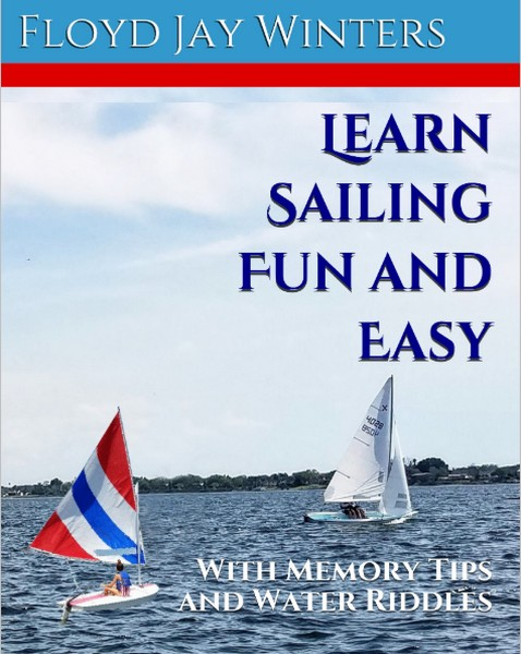 Learn Sailing Fun and Easy book cover